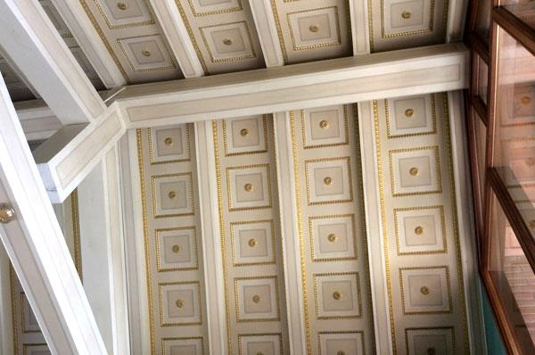 Realizzazione boiserie e soffitti creazione soffitto in legno